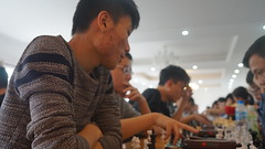 Thăng Long Chess 2018 DSC01180 (Nguyen Vu Hung (vuhung)) Tags: thănglong chess cờvua aquaria mỹđình hànội 2018 20181121 vietchess