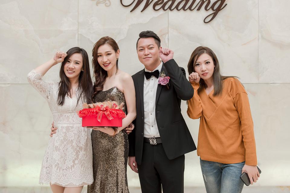 婚攝 高雄林皇宮 婚宴 時尚氣質新娘現身 S & R 164