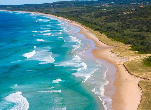 wild Tallow Beach | Byron Bay | Australia