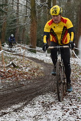 DSC_0128 (sdwilliams) Tags: cycling cyclocross cx misterton lutterworth leicestershire snow