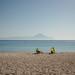 Enjoying the morning sun, Sithonia Chalkidiki, Greece