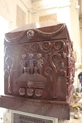 329 AD St Helena's Sarcophagus (Kevin J. Norman) Tags: italy rome vatican museums sarcophagus helena constantine porphyry