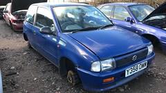 Suzuki Alto GL (Sam Tait) Tags: suzuki alto gl 10 blue 3 door car 2001