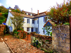 Flushing, Cornwall (photphobia) Tags: flushing falmouth river fal riverfal cornwall town uk oldvillage oldwivestale outdoor outside building buildings buildingarebeautiful architecture
