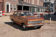Kadett - Brandevoort (Ronald_H) Tags: old car classic opel kadett b 1971 2007 7523sj