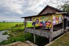 Tonle Sap Lake (stefan_fotos) Tags: asien indochina kambodscha qf schilder sujets tonlesap urlaub hq asia cambodia