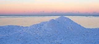 Frozen February Pastels