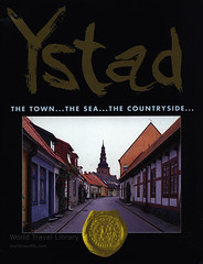 Ystad the town... the sea... the countryside... 2001_1, Skane, Sweden (World Travel Library - The Collection) Tags: ystad town 2001 historical architecture buildings skåne skane sweden sverige travelbrochurefrontcover frontcover brochure holidays tourism travel touristik touristische trip vacation papers prospekt catalogue katalog photos photo photography picture image collectible collectors collection sammlung recueil collezione assortimento colección ads gallery galeria documents dokument roschyr esite catálogo folheto folleto брошюра broşür