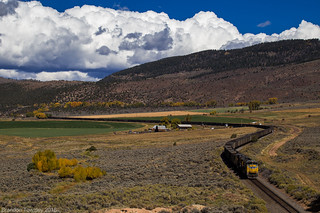 Union Pacific on the Craig Branch