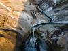 Upstream? (Daniel Moreira) Tags: kvernufoss waterfall ice icicle frozen iceland icelandic islande ísland islândia islanda kverna river snow water drone dji mavic mavicpro air aerial from above