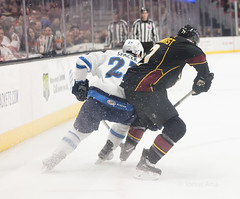 275A5504 (Ionut Ana) Tags: hockey monsters icehockey skating cleveland ahl clevelandmonsters americanhockeyleague manitobamoose
