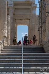Sofia-Atene-15 (ermesculture) Tags: grecia atene scala acropoli