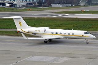 Sky Prime Aviation Service Gulfstream Aerospace G450 HZ-SK2 ZRH 26-01-18