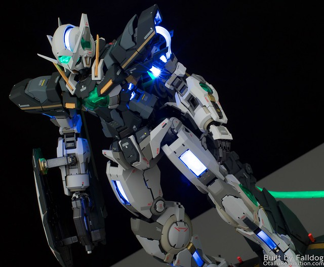 PG Exia - Completed Build 18 by Judson Weinsheimer