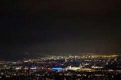 (tobey_wolfinger) Tags: citybynight city linz canon80d canon shoot nightshoot night longexposure light