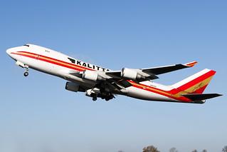 Kalitta Air - Boeing 747-481F - N402KZ