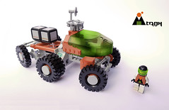 FebROVERY: Neo-M-Tron roverPLUS (Shannon Ocean) Tags: mtron rover roverconcept febrovery
