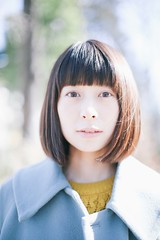 (eripope) Tags: women portrait canon canon5dmark3 5dmark3 asia japan tokyo beauty winter