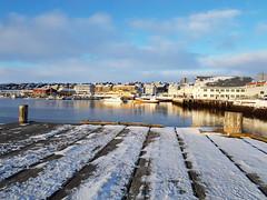 Vadsoe port (GeirB,) Tags: varanger vadsø vadso vadsoe port havn harbor harbour nice uteliv kai 70north arctic østfinnmark finnmark cold norway norwegen northernnorway nordnorge barentsregionen scandinavia februar
