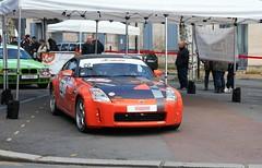 #22 Nissan 350Z1 - 01 (kinsarvik) Tags: castillonlabataille gironde bordeauxaquitaineclassic rallye rally