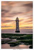 Right place at the right time. Perch Rock Lighthouse, New Brighton UK (michaelmckenna11) Tags: lighthouse newbrighton sunset seascape beech rocks fav10 fav20 fav30 fav40 fav50 fav60 fav70 fav80 fav90 fav100