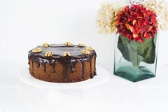 Tarta de chocolate y dulce de leche (Frabisa) Tags: cocinacasera comida recetas cocinasaludable bizcocho chocolate dulcedeleche delicioso almendras homemadecooking food recipes healthycooking spongecake delicious almonds