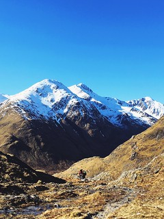 Morvich-Kintail Hike, Scottish Highlands