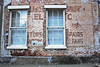 What What Once Was (skipmoore) Tags: neworleans ghostsign windows
