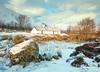 Mixed Weather - Black Rock (Pixelda) Tags: select pixelda glen coe rannoch
