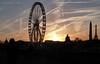 Place de la Concorde et tour Eiffel (maxence.scherf) Tags: france sunset paris placedelaconcorde ferriswheel obelisk eiffeltower night sky