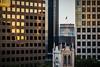 15:21 City Hall Peeking Through (Woodlands Photog) Tags: houston city hall cityscape morning light