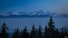 Le Mont-Blanc depuis le Marchairuz (**Meg's Photos**) Tags: suisse marchairuz montblanc france vd cantondevaud switzerland gimel vaud ch