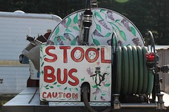 Always Stop for the Stool bus ! (M.J.H. photography) Tags: stool crap bus staffordct stafford staffordspringsconnecticut sunvalleybeachclub sunvalley
