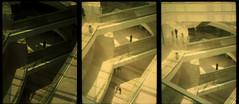 Tribal (terencekeller) Tags: canon demi ee17 sh 30mm half frame cadre meio quadro 35mm fuji fujicolor200 terence keller filmphoto analog curitiba paraná arquitetura patiobatel tríptico triptych v370 epson