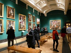 Art and Power (jacquemart) Tags: artandpower charlesii queensgallery london