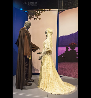 Star Wars & the Power of Costume - Padme Amidala & Anakin Skywalker (Secret Wedding Costumes)