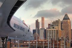G-BOAD, British Airways Concorde, USS Intrepid, New York, United States of America (iesphotography) Tags: newyork unitedstatesofamerica usa travel winter nyc ny bigapple travelphotography citybreak newyorkcity vacation location states stateside gboad concorde intrepod