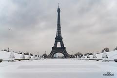 Snowy Paris Feb'18 (brenac photography) Tags: d810 europe nikon nikond810 brenac brenacphotography france sigma paris16earrondissement îledefrance fr