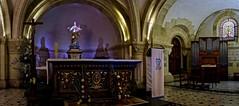 Crypte de Notre Dame de la Garde (thierrybalint) Tags: nikoniste crypte orgue vierge marie jésus