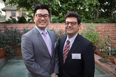 Dan M and Kingsley Choi