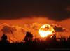 BarcelonaTown_001 (Ragnarok31) Tags: soleil lever barcelona barcelone airport aéroport aeropuerto sunrise sun