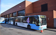 Bending no more - withdrawn Mercedes-Benz Citaro 6018 (paulburr73) Tags: 6018 citaro mercedesbenz o530g articulated bendibus withdrawn dumped withdrawal abandoned bj03ete nxc coventry busdepot busgarage wheatleystreet nationalexpress mercedes bus buses 2018 february