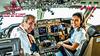Royal Air Maroc Boeing 747 (JustPlanes) Tags: maroc morocco royalairmaroc boeing boeing747 747 jumbo casablanca montreal pilot pilots pilotlife cockpit flightdeck