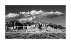 Scenic Hwy 95, Utah (Joe Franklin Photography) Tags: almostanything utah highway95 scenichighway blackandwhite bw joefranklin wwwjoefranklinphotographycom southwest