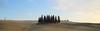 La terra rinasce (€lis@) Tags: val dorcia tuscany olympus tree unesco world heritage site italia campagna ground sun panorama siena countryside valle cielo luce landscape sky terreno