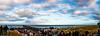 Anbaden (janmalteb) Tags: deutschland germany zingst prerow fischland darss ostsee balic sea meer ocean wasser water wellen waves menschen people himmel sky clouds wolken blau blue brücke bridge panorama canon eos 77d tamron 18200 mm