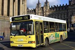 V261 BNV (Cumberland Patriot) Tags: supertravel bolderson speke liverpool merseyside dennis dart slf super low floor mpd plaxton mini pointer bus v261bnv b29f buses derv diesel engine road vehicle omnibus