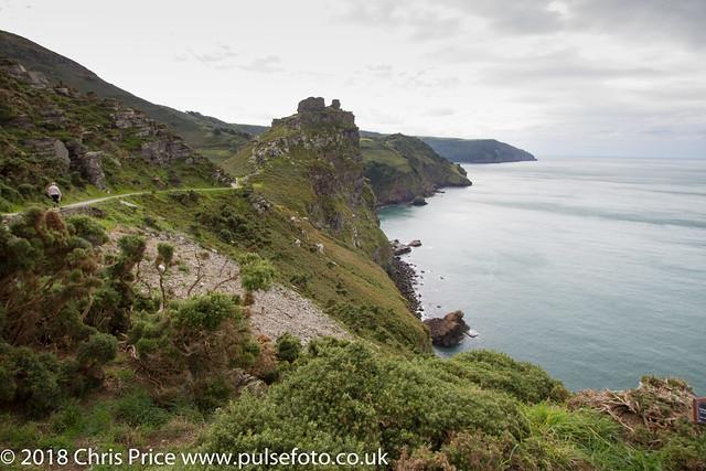 Valley of the Rocks, Devon