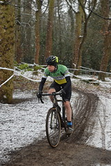 DSC_0042 (sdwilliams) Tags: cycling cyclocross cx misterton lutterworth leicestershire snow