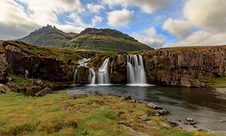 Kirkjufellssfoss (waterfall)